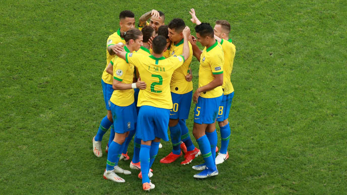 Brazil vs Paraguay Copa America 2019 Match Betting Odds