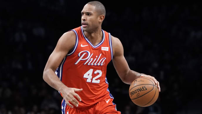 Nets vs 76ers odds have Al Horford's squad favored at home.