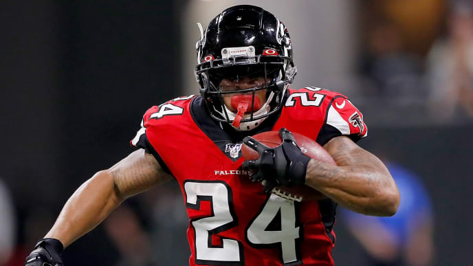 reputable site 10002 020d1 Devonta Freeman's Fantasy Outlook for 2019 NFL Season Looks ...