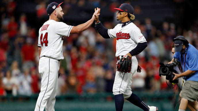 Nick Goody, Francisco Lindor