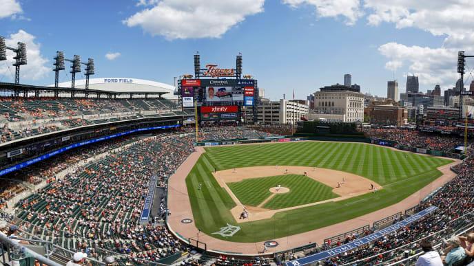 Philadelphia Phillies v Detroit Tigers