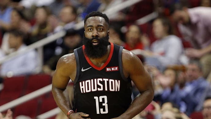James Harden officially ruined 50-point games with his mind-numbing stat line from Tuesday night.
