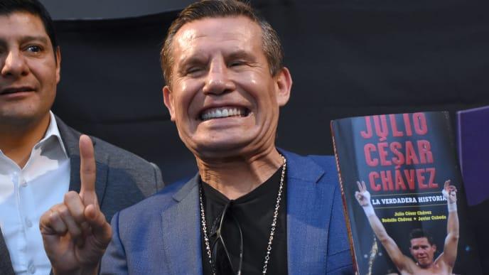 Julio Cesar Chavez Sr.