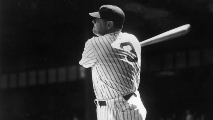 info for e2fce bda3f Babe Ruth Game-Worn Jersey Expected to Sell for Truly Absurd ...