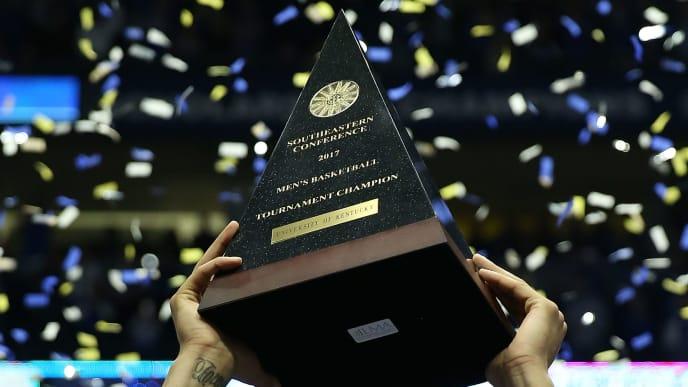 SEC Basketball Tournament - Championship