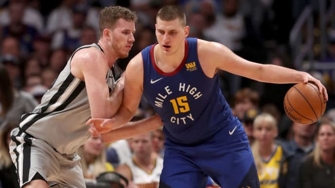 Spurs vs Nuggets Game 7 Betting Lines, Spread, Odds and Prop