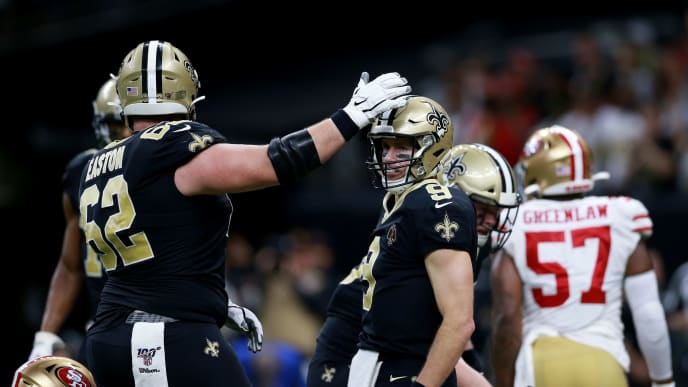 Here S Why There Was No Pass Interference On The Saints Fake