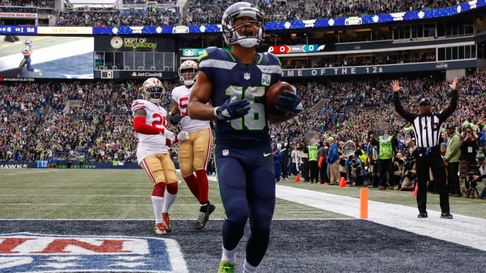 sale retailer 5a9e3 c1907 Tyler Lockett Has WR1 Potential in 2019 Fantasy Football Season