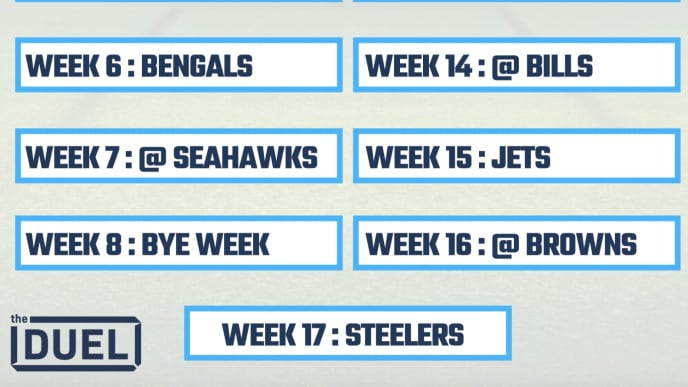 picture regarding Nfl Week 8 Printable Schedule referred to as 2019 Printable NFL Schedules for AFC North Groups