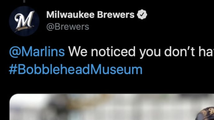 @Brewers/Twitter