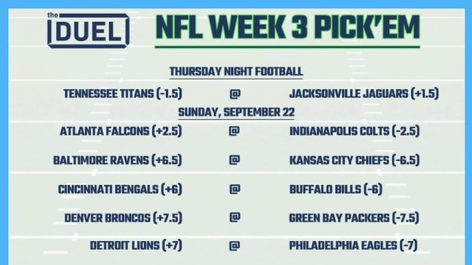 image about Philadelphia Eagles Printable Schedule known as Printable NFL Weekly Opt for Em Sheets for 7 days 3