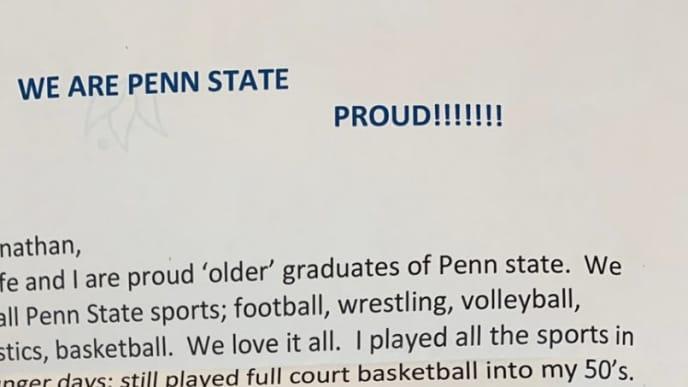 Penn State v Illinois