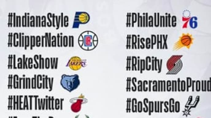 Celtics And T Wolves Clearly Didn T Come Up With An Nba Hashtag