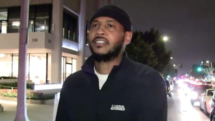 【影片】甜瓜現身洛杉磯!自信2000%回歸,剛說完就和拓荒者簽約!-Haters-黑特籃球NBA新聞影音圖片分享社區