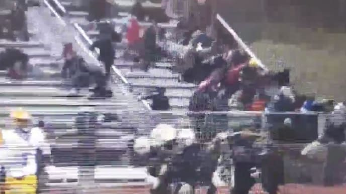 Image result for 2 people injured when gunfire breaks out at a high school football game in New Jersey