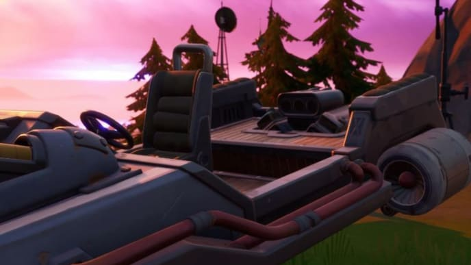 Where is the Boat Launch in Fortnite?