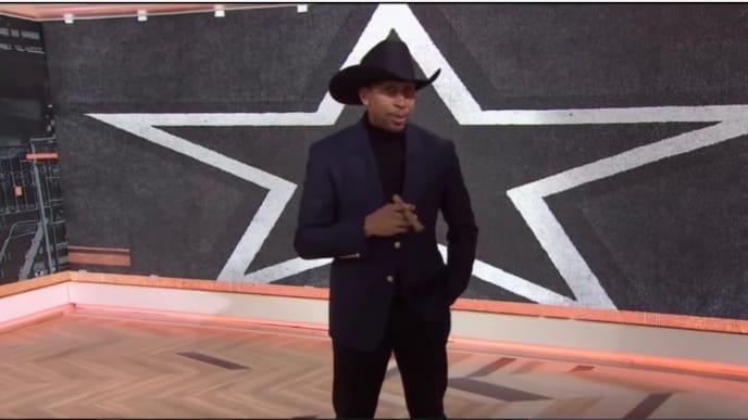 Stephen A. Smith trolls Cowboys