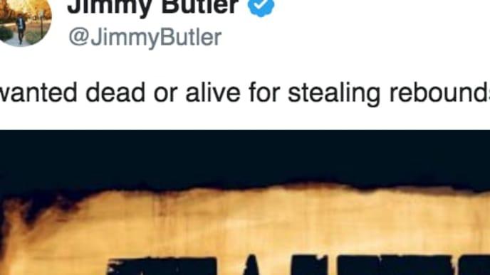 Jimmy Butler's Tweet