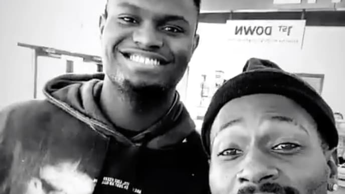 AB and Zion Williamson