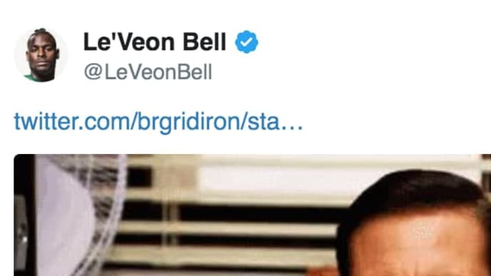 New York Jets running back Le'Veon Bell responds to Adam Gase's comment about his future with team