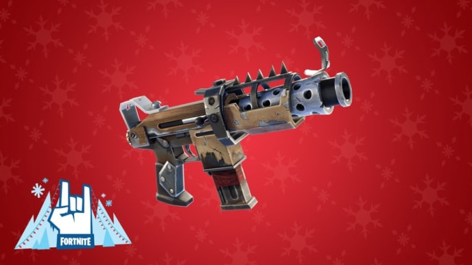 The Tactical SMG in Fortnite has made its return from the vault!