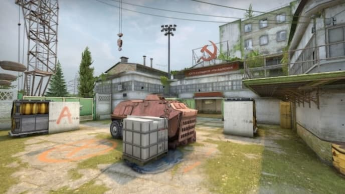 Knowing the best grenade spots on Cache is important if you want to climb the ladder.