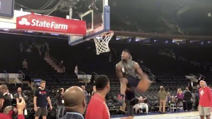 New Orleans Pelicans rookie Zion Williamson