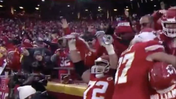 Eric Fisher pays tribute.