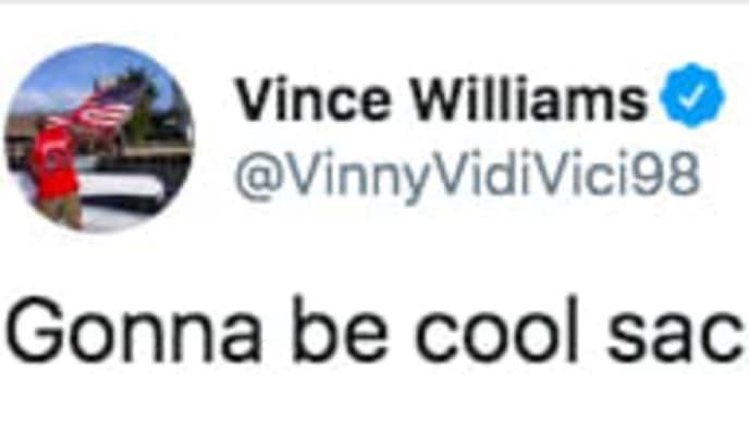 Pittsburgh Steelers LB Vince Williams is already preparing for Joe Burrow.
