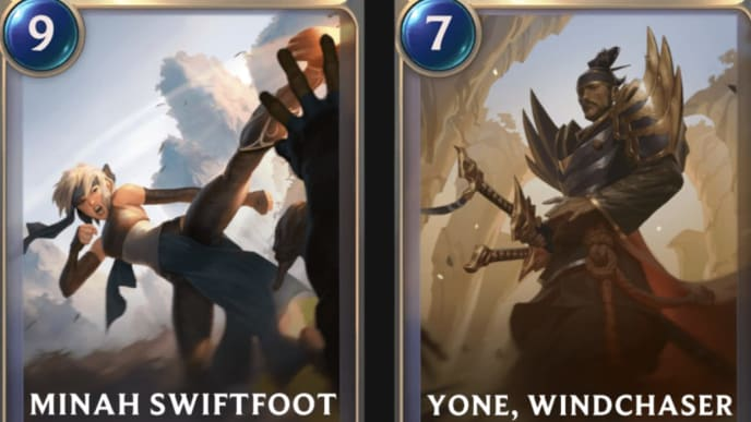 Yone made his way into Legends of Runeterra, is his entry into League of Legends next?