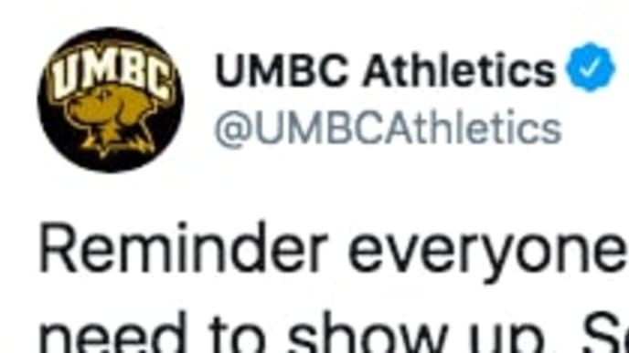 The UMBC Twitter account targeted the Green Bay Packers in another legendary tweet.