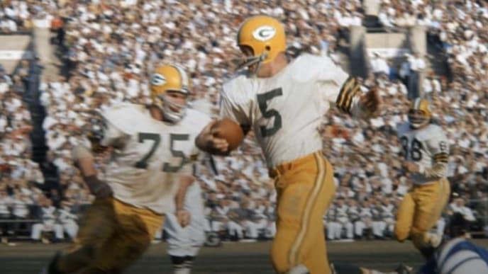 Packers Hall of Famer Paul Hornung