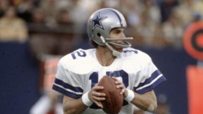 Cowboys Hall of Famer Roger Staubach