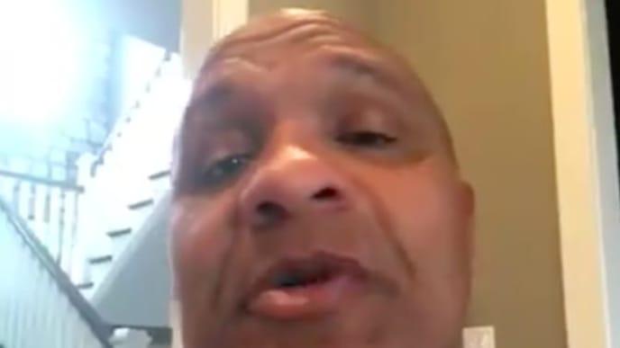 Former Cleveland Browns coach Hue Jackson made a ridiculous Cameo.