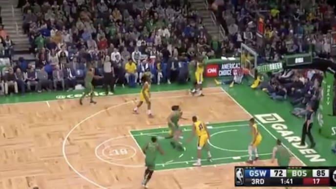 Boston Celtics stud Marcus Smart