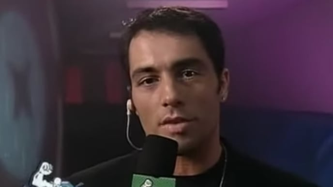 Joe Rogan's UFC debut was 23 years ago today and he looked unbelievably young