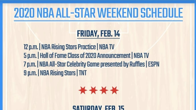 all star weekend - photo #17