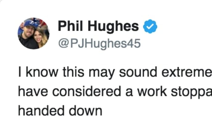 Former MLB pitcher Phil Hughes comments on Houston Astros punishment