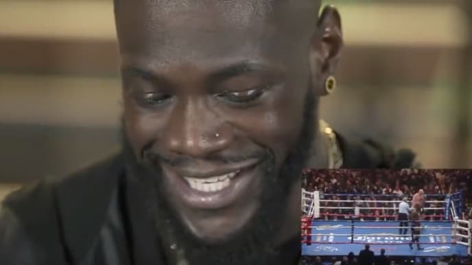Deontay Wilder, as told by Deontay Wilder