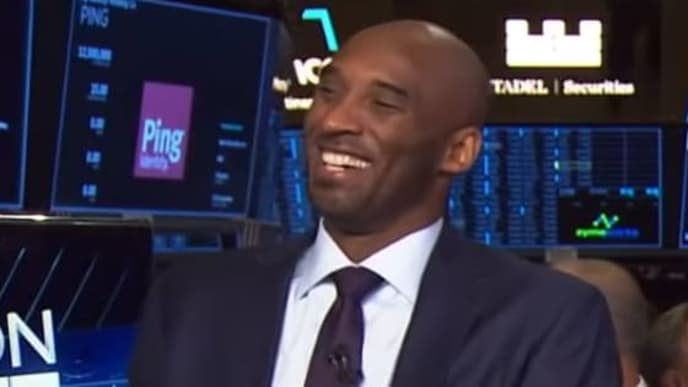 Kobe Bryant hints at potentially owning a sports team during a CNBC interview on Thursday.