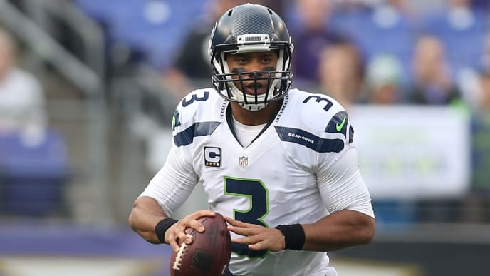 Seattle Seahawks v Baltimore Ravens