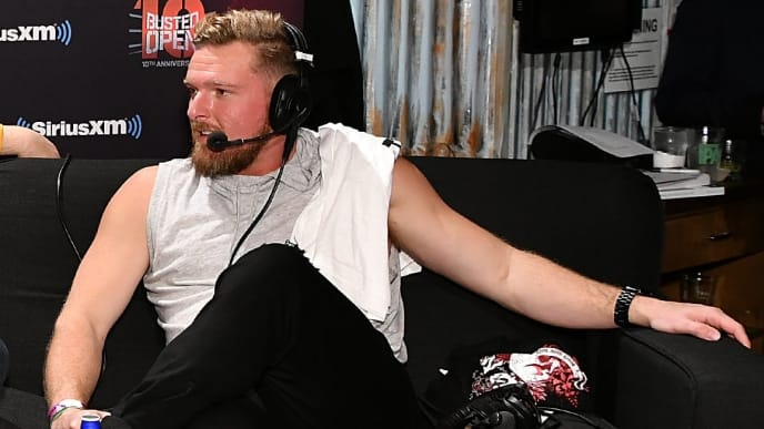 """SiriusXM's """"Busted Open"""" Celebrates 10th Anniversary In New York City On The Eve Of WrestleMania 35"""