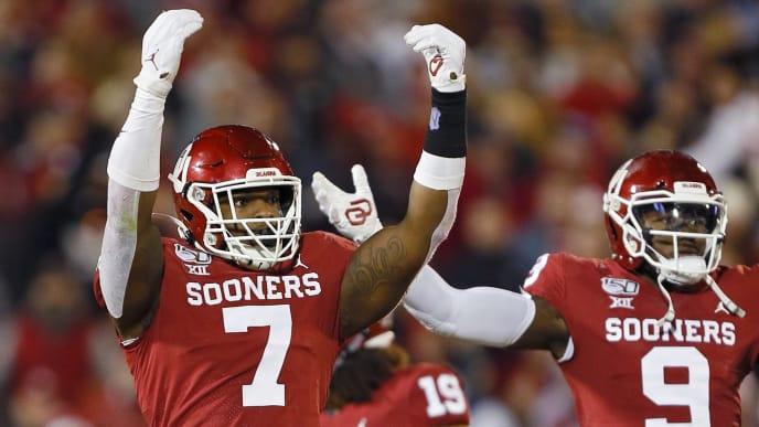 The Oklahoma Sooners enter the Big 12 Championship against Baylor at 11-1 on the season.