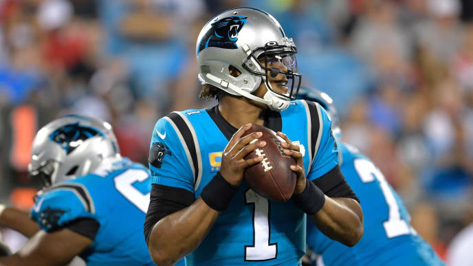 The Carolina Panthers could trade Cam Newton this offseason
