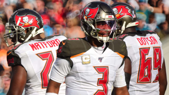 The Tampa Bay Buccaneers will look for their third straight win on Sunday.