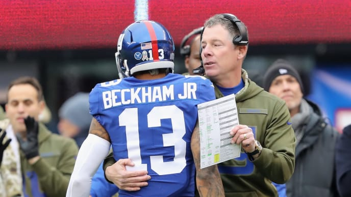 Giants Head Coach Pat Shurmur Responds To Criticism From