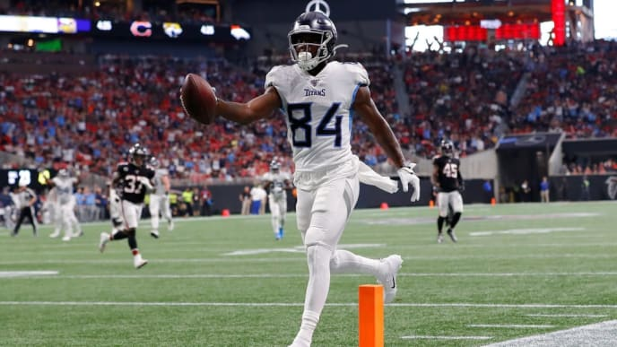 Tennessee Titans vAtlanta Falcons