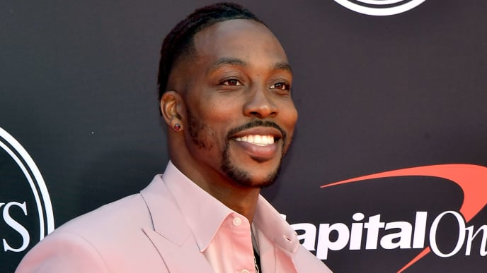 LOS ANGELES, CALIFORNIA - JULY 10: Dwight Howard attends The 2019 ESPYs at Microsoft Theater on July 10, 2019 in Los Angeles, California. (Photo by Matt Winkelmeyer/Getty Images)