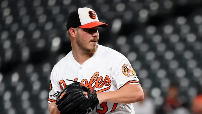 Orioles traded RHP Dylan Bundy to the Angels