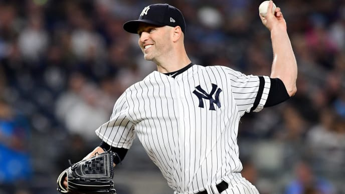 The Yankees will need JA Happ to step up after James Paxton's untimely injury